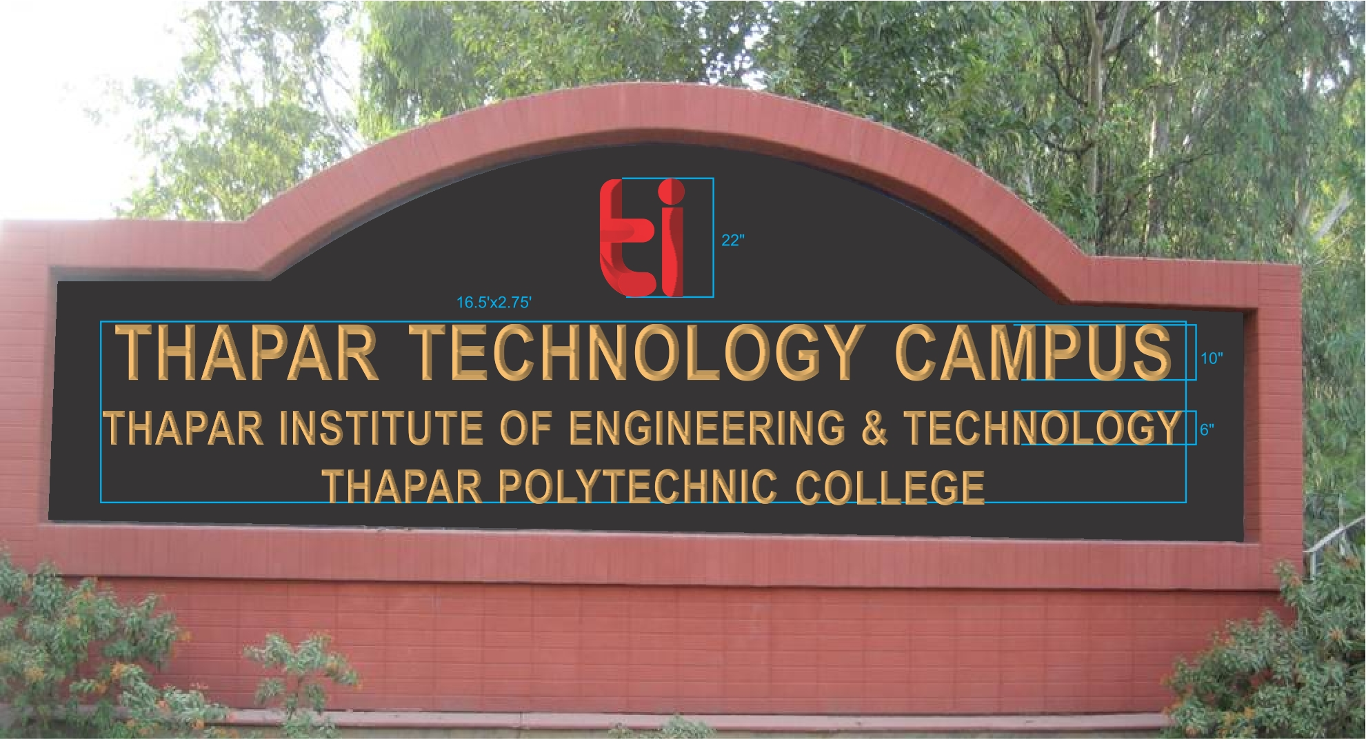 Image result for Thapar institute of Engineering and Technology